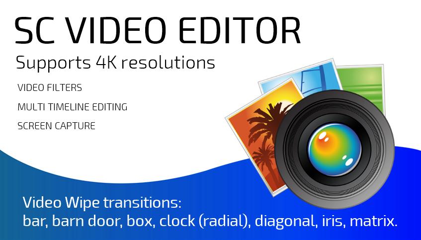 SC Video Editor