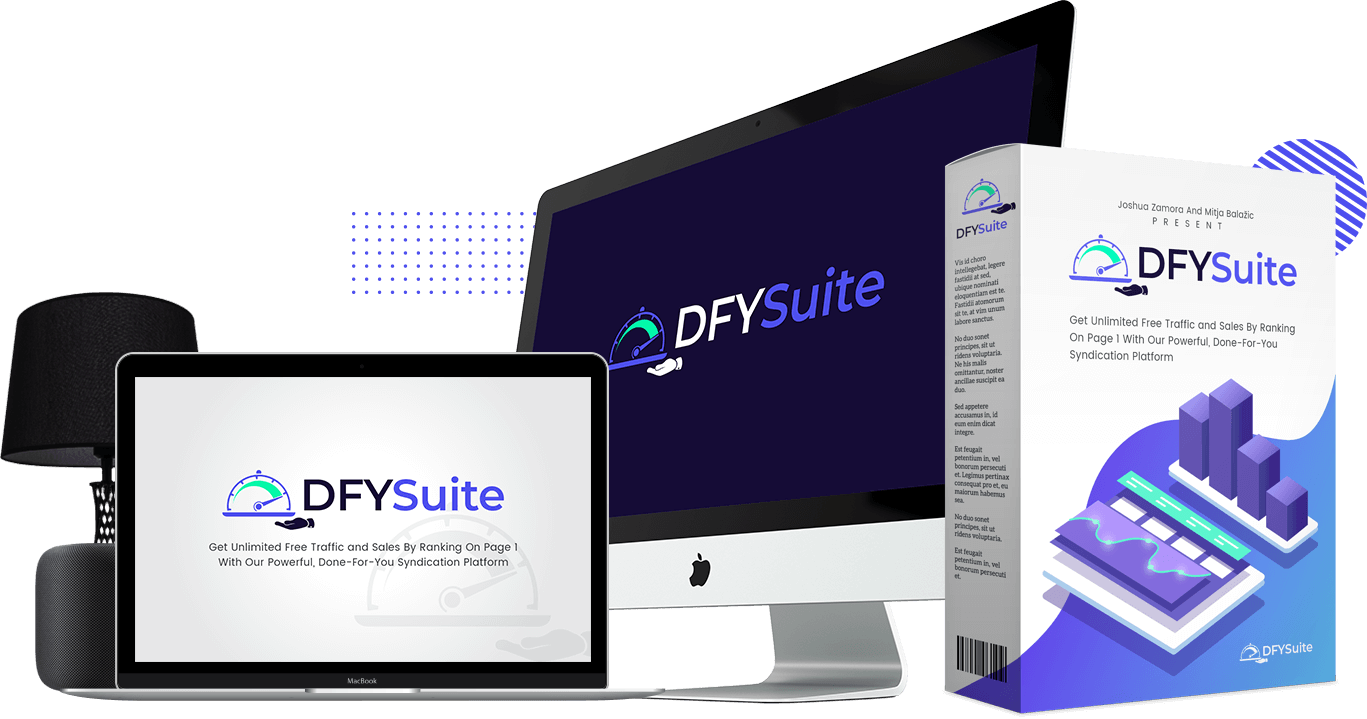 DFY Suite Content Syndication Software