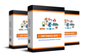 WP Travel Site software