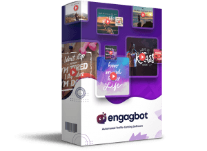 Engage bot meme creation software