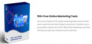 Free Marketing Tools Bonus