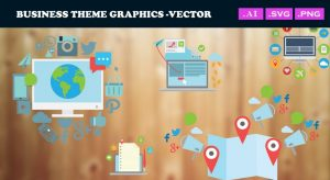 business theme graphics