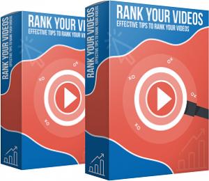 Rank your videos