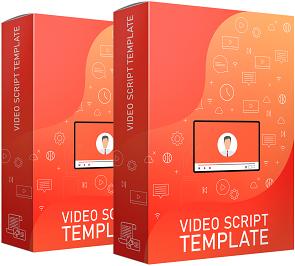 video script template bonus
