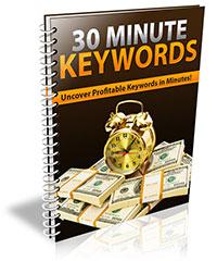 30 minute keywords book
