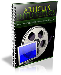 Turn Articles into Videos