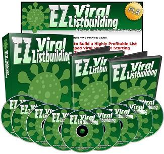 EZ viral listbuilding