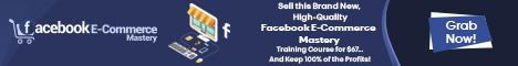 Facebook e-Commerce Mastery