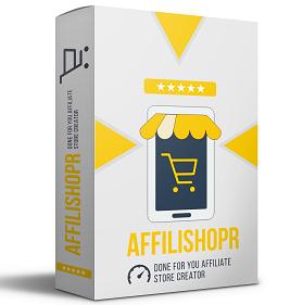 Affilishopr Amazon store builder software