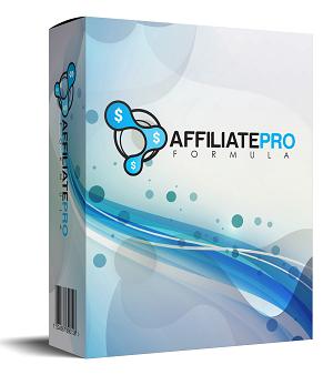 Affiliate Pro Formula software