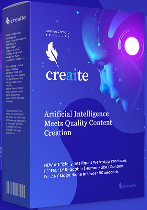 Creaite Content Automation Software